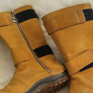 Timberland Shoes - All suede leather Timberland boots. Super clean!